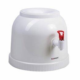Кулеры для воды и питьевые фонтанчики - Настольный кулер для воды SONNEN TS-01, 0