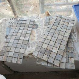 Мозаика - Мозаика мрамор 23×23 плитка декор, 0