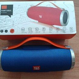 Портативная акустика - Bluetooth-колонка TG-109.. новая, 0