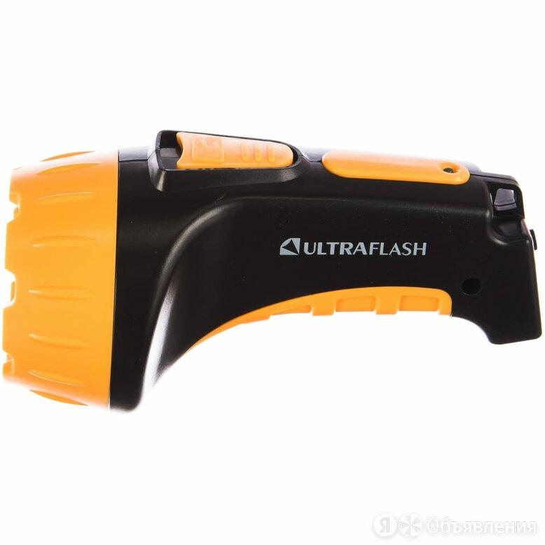 Аккумуляторный фонарик Ultraflash LED3807 по цене 369₽ - Защита и экипировка, фото 0