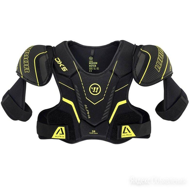 "WARRIOR Защита груди/плеч дет""WARRIOR ALPHA DX5 JR Shoulder Pads""арт.DX5SPJR9... по цене 4410₽ - Спортивная защита, фото 0"