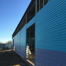 Готовые строения - Ангары, склады, автомойки, 0