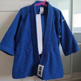 Спортивные костюмы и форма - Кимоно для дзюдо для детей,синий, 0
