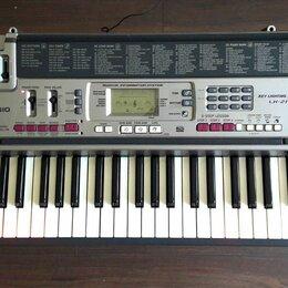 Клавишные инструменты - Синтезатор Casio LK-210 , 0