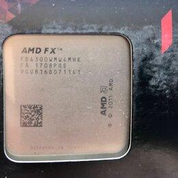 Процессоры (CPU) - Процессор AMD FX 4300 BOX, 0
