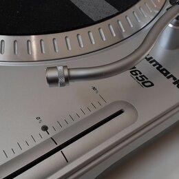 Проигрыватели виниловых дисков - Виниловый проигрыватель numark TT1650, 0