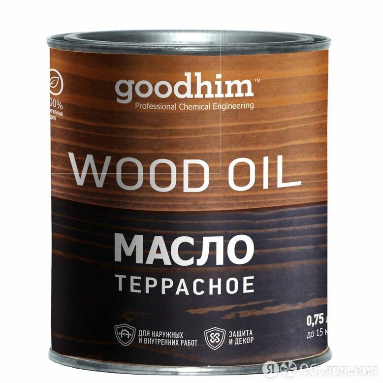 Террасное масло Goodhim 675155 по цене 1439₽ - Масла и воск, фото 0