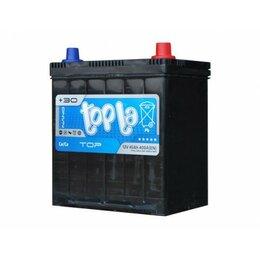 Электроустановочные изделия - Аккумулятор 6СТ-45 Topla ASIA (уз.кл.) (обр.) В01 (JIS 44B19L), 0