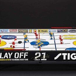 Настольные игры - Настольный хоккей Stiga Play Off 21 (новый), 0
