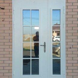 Входные двери - Входные двери АНГЛИЯ-2 стальные уличные 2х ств. , 0