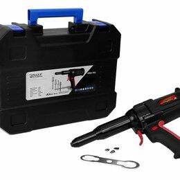 Аккумуляторные и электрические заклепочники - Вытяжной электрический заклепочник messer erg-743, 0