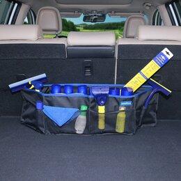 Органайзеры и кофры - Органайзер в багажник Goodyear подвесной для седана 79х25смGY001004, 0