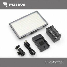 Осветительное оборудование - Светодиодный осветитель Fujimi FJL-SMD520B.…, 0