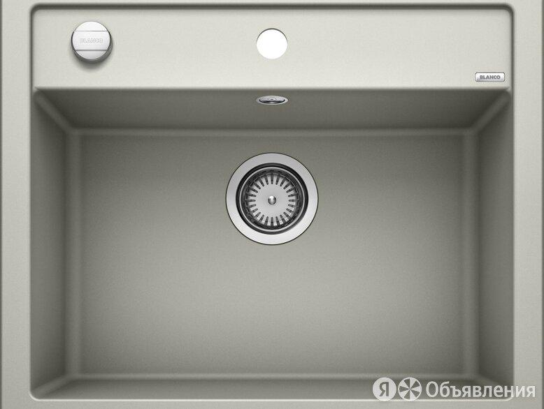 Мойка кухонная Blanco Dalago прямоугольная жемчужная 520545 по цене 20600₽ - Кухонные мойки, фото 0