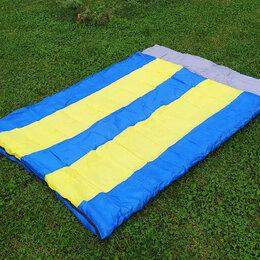 Спальные мешки - Двухместный спальный мешок, 0