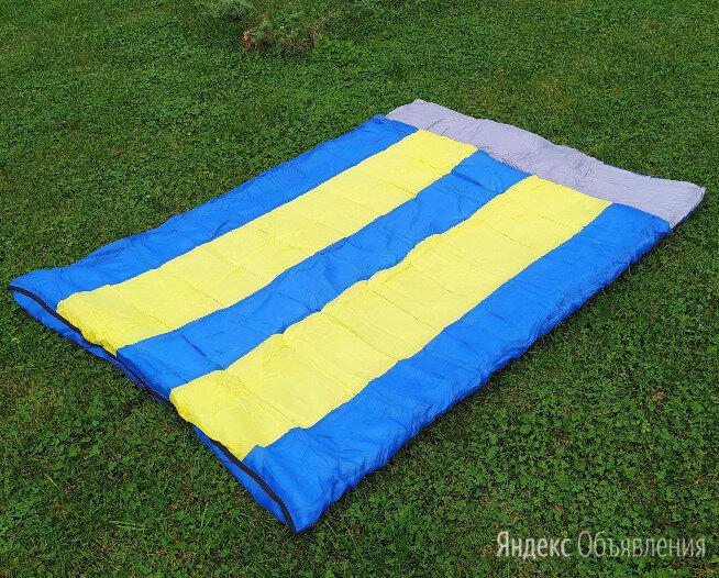 Двухместный спальный мешок по цене 2990₽ - Спальные мешки, фото 0