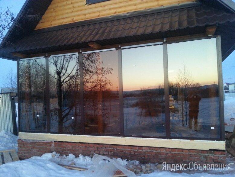 Остекление террасы  по цене 26890₽ - Окна, фото 0