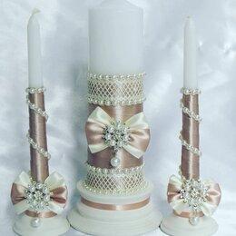 Свадебные украшения - Свадебные свечи, 0