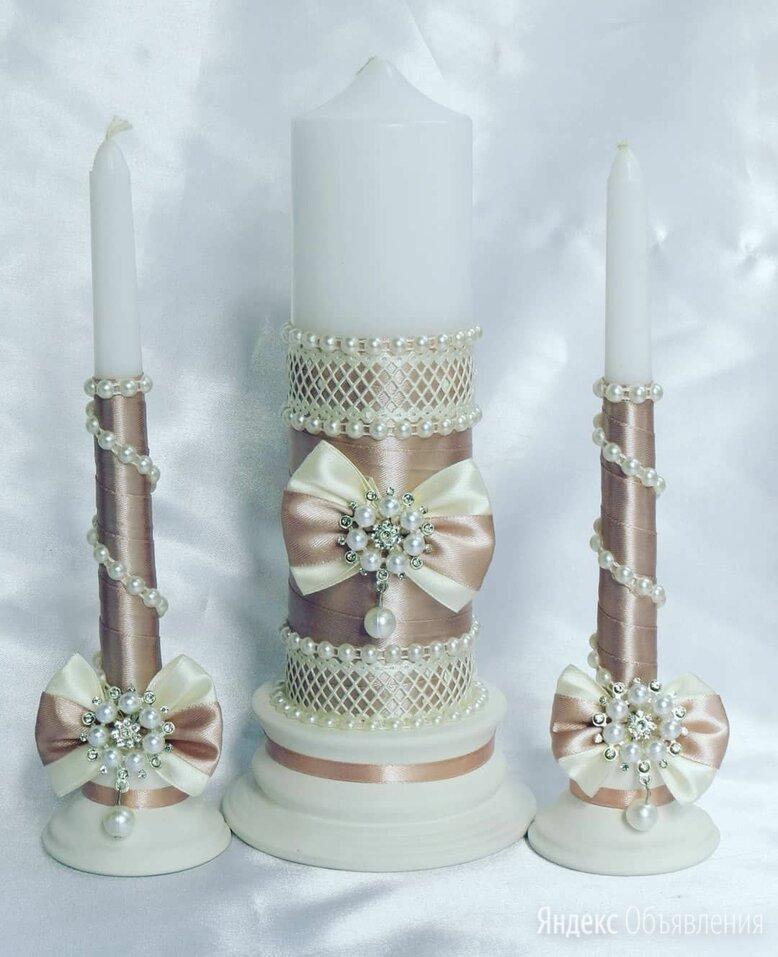 Свадебные свечи по цене 1900₽ - Свадебные украшения, фото 0