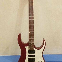 Электрогитары и бас-гитары - Суперстрат Zombie V-165. Доставка по РФ, 0