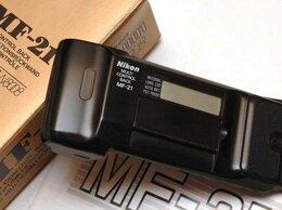 Прочее оборудование - Управляющая крышка Nikon MF-21 для F801 F801s, 0