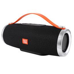Акустические системы - Bluetooth-колонка колонка TG-109 черная, 0