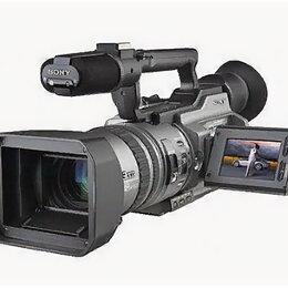 Видеокамеры - Профессиональная видеокамера sony dcr-vx2200e, 0