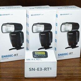 Фотовспышки - Топовые вспышки для Canon с радио синхронизаторами, 0