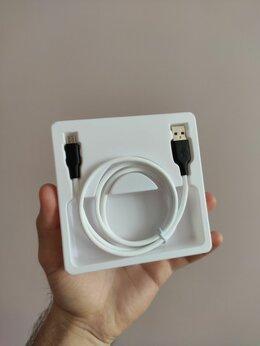 Зарядные устройства и адаптеры - Зарядный шнур Micro USB HOCO X21 Plus, 2,4A, 1…, 0
