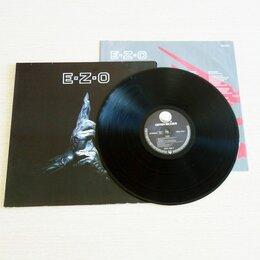 Виниловые пластинки - EZO - Ezo 1987 Original LP - Пластинка, 0