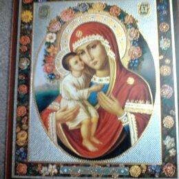 Иконы - Явление жировицкая икона божией матери, 0