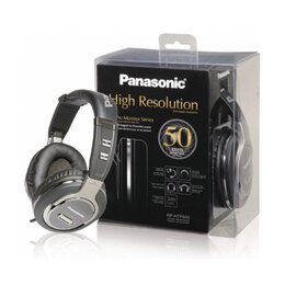 Наушники и Bluetooth-гарнитуры - Профессиональные мониторные наушники Panasonic, 0