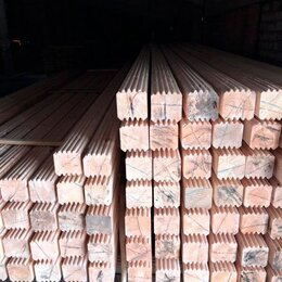 Пиломатериалы - Брус профилированный — 150x150x6000 мм, 0