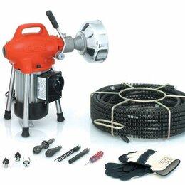 Инструменты для прочистки труб - Электромеханическая прочистная машина Mini Power 75, 0