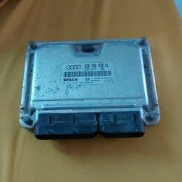 Электрика и свет - эбу блок управления двигателя Audi a3 8L TDI ASZ 038906019CK, 0