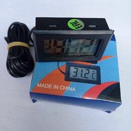 Измерительные инструменты и приборы - нт - универсальный цифровой термометр с внешним датчиком, 0