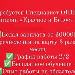 Продавцы и кассиры - Требуется сотрудник в магазин Красное&Белое, 0