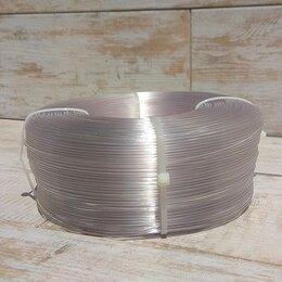 Расходные материалы для 3D печати - PETG пруток 1.75 мм естественный, бухта 750р, 0