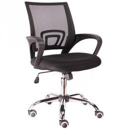 Компьютерные кресла - Кресло Everprof EP-696 Сетка Черный, 0