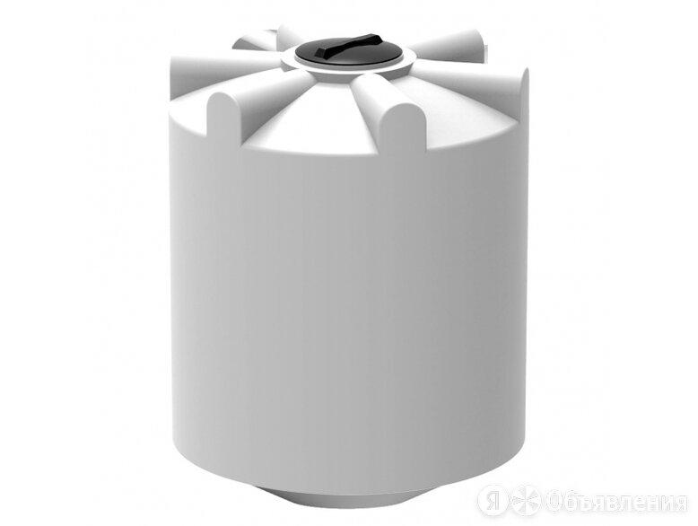 Емкость конусообразная Polimer-Group K 3000, 3000 литров по цене 41135₽ - Баки, фото 0
