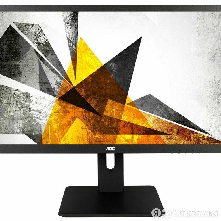 """Монитор AOC 23.6"""" E2475PWJ(/01) черный TN+film LED 2ms 16:9 DVI HDMI M/M мато... по цене 14632₽ - Мониторы, фото 0"""