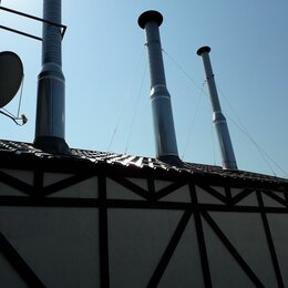 Бытовые услуги - Чистка вентиляции, дымоходов, трубочист, 0
