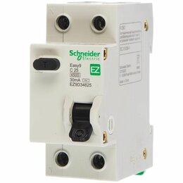Поплавковые выключатели - Диф. Выкл. EASY 9 2П 63А 30мА А, 0