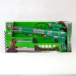 Игрушечное оружие и бластеры - Бластер 2 в 1 Халк, 0