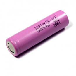 Батарейки - Аккумуляторная батарея 18650 ICR1865-26F M, 0