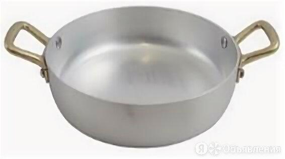сковорода, 2 латунные ручки 40 см по цене 8206₽ - Сковороды и сотейники, фото 0