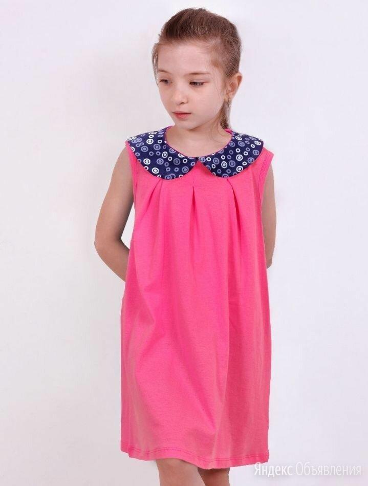 Простое платье для девочки по цене 200₽ - Платья и сарафаны, фото 0
