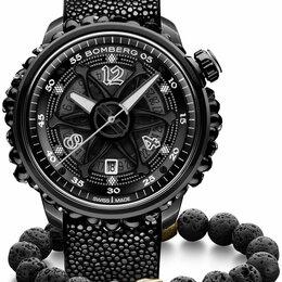 Наручные часы - Наручные часы Bomberg CT43APBA.25-1.11, 0