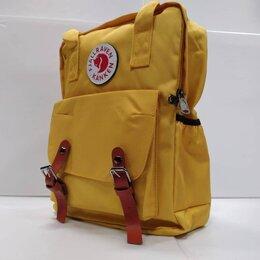 Рюкзаки, ранцы, сумки - Рюкзак городской kanken желтый чёрный, 0