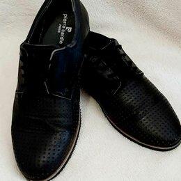 Туфли - Туфли кожаные б/у р.40, 0